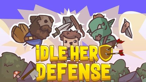 Download Idle Hero Defense APK Mod Money for An