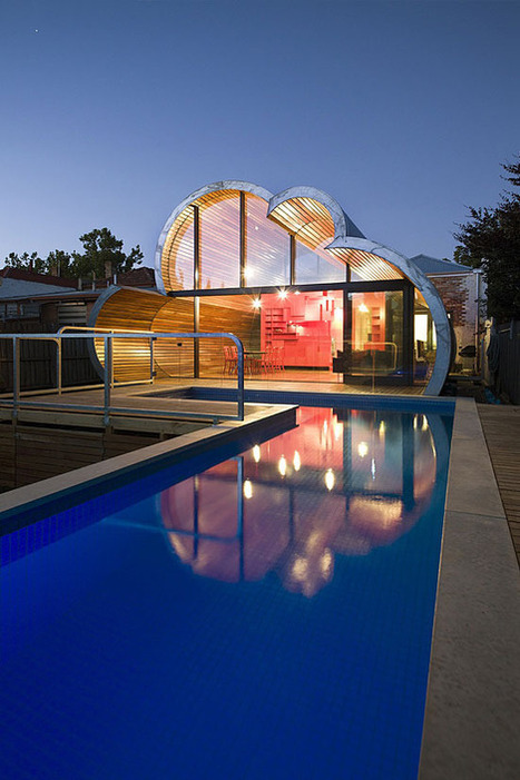 The Cloud House by McBride Charles Ryan | inspirationfeed.com | Design Love | Scoop.it