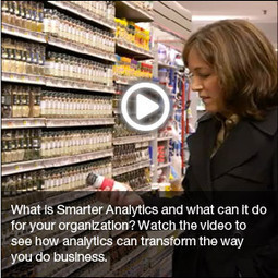 IBM Analytics – What is Smarter Analytics - United States | learning analytics | Scoop.it