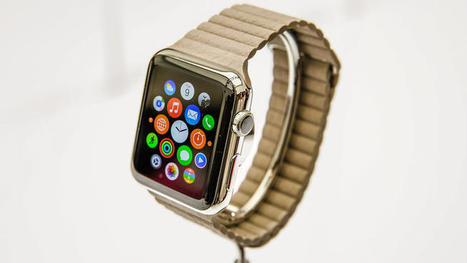 Apple Watch Is Coming This Spring! | Mobile App Development | Scoop.it