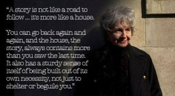 2013 Nobel Prize in Literature Laureate Alice Munro on the Secret of a Great Story   Storytelling in the Digital Age   Scoop.it