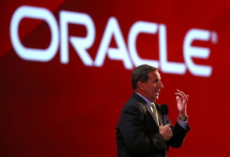 Oracle CEO Hurd plans to lift almost all products into cloud | Mainframeitalia.com | Scoop.it