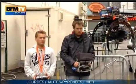 Une télé française utilise pour la première fois un drone pour couvrir l'actualité | Images fixes et animées - Clemi Montpellier | Scoop.it