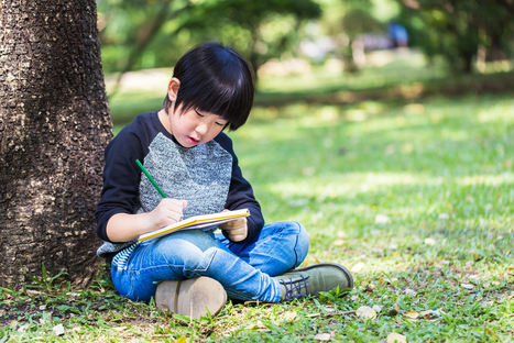 Nature Journals in the Classroom are a Wonderful Learning Tool | Journaling Helps! | Scoop.it