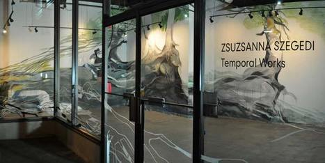 TEMPORAL WORKS @ Fourth Wall Project ~ Boston | images in context | Scoop.it