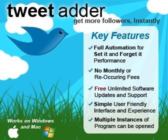 How I get my 30,000+ Twitter followers. | Social Media Power | Scoop.it