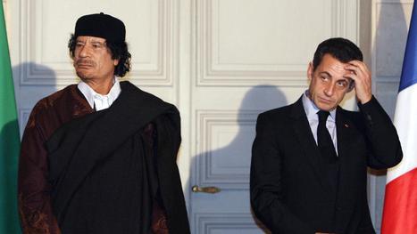 ENQUÊTE FRANCEINFO. Affaire libyenne : la Sarkozie sur écoute | Econopoli | Scoop.it