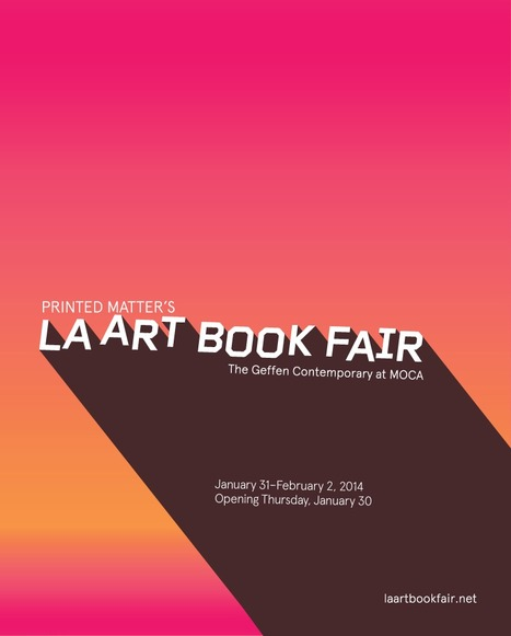 L.A. ART BOOK FAIR | What's new in Visual Communication? | Scoop.it
