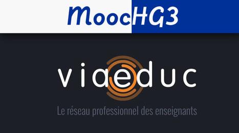 Inscriptions pour le Mooc HG3- Éduscol HG | Usages numériques et Histoire Géographie | Scoop.it