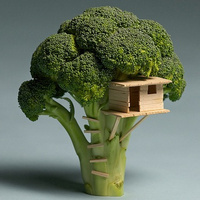 This Awesome Art Made with Food Is Proof Your Parents Should Have Let You ... - Gizmodo | Food Art | Scoop.it