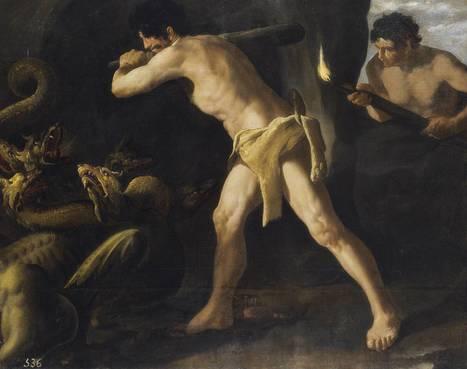 Por qué la hidra es 'inmortal' | Mitología clásica | Scoop.it