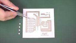 Demain, vous fabriquerez votre propre ordinateur en l'imprimant sur une simple feuille A4 - Esprit Science Métaphysiques   ma curation2web   Scoop.it