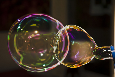 Breaking out of the bubble - Marilyn Stowe Blog | Children In Law | Scoop.it
