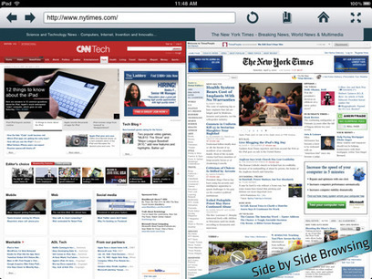 3 iPad Alternative Browsers to Safari for a Richer Internet Experience | App News | App Chronicles | IPAD APPLICATIONS FOR TEACHERS | Scoop.it