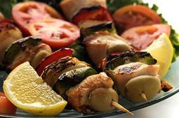 "Diabetic Food Recipe – Mushrooms, Paneer, and Capsicum ""Satay"" | Blogging_Diabetes | Scoop.it"