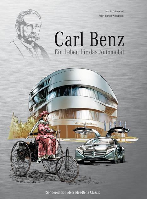 Carl Benz – Una vida dedicada al automóvil | La Marca de la Estrella | Scoop.it