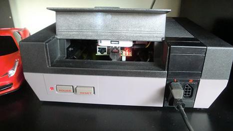 Rebuild a Broken NES with a Raspberry Pi - Lifehacker - Lifehacker   Arduino, Netduino, Rasperry Pi!   Scoop.it