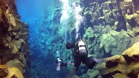 SCUBA DIVING SILFRA, ICELAND (Epic Journey #7) - YouTube | ScubaDiving | Scoop.it
