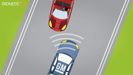 Future GM Vehicles Will Communicate With Other Vehicles To Avoid Potential Collisions | Atlanta Trial Attorney  Road SafetyNews; | Scoop.it