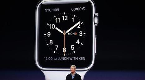 Apple Watch: la montre dont personne ne comprend l'utilité | Hightech, domotique, robotique et objets connectés sur le Net | Scoop.it