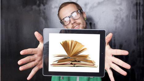 Les Américains attachés au livre papier malgré les tablettes | Ecrire l'histoire de sa vie ou de sa famille | Scoop.it