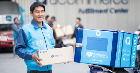 Southeast Asia's aCommerce raises $10M to prepare for Series B | Ecommerce logistics and start-ups | Scoop.it