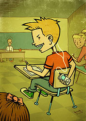 Cheating Goes Digital | Education and Technology Hand in Hand | Scoop.it