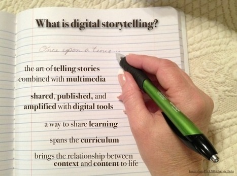 wwwatanabe: Digital Storytelling and Stories with the iPad | Socialnetducation | Scoop.it