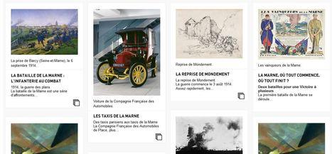Les grandes phases de la Première Guerre mondiale | L'histoire par l'image (HPI) | Nos Racines | Scoop.it