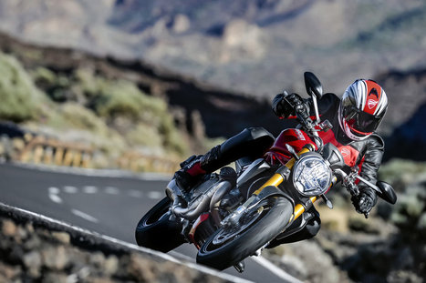 A Ducati That Proudly Bares All | Ductalk Ducati News | Scoop.it
