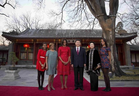 Ping-Pong Diplomacy: Michelle Obama rolls out soft diplomacy in China | China Commentary | Scoop.it
