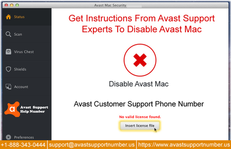 avast enable reputation services