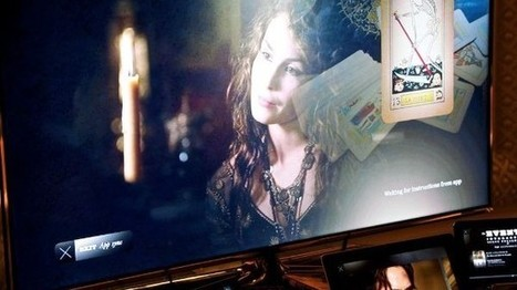 TV : attention, le 2nd écran devient le 1er !   Video Breakthroughs   Scoop.it