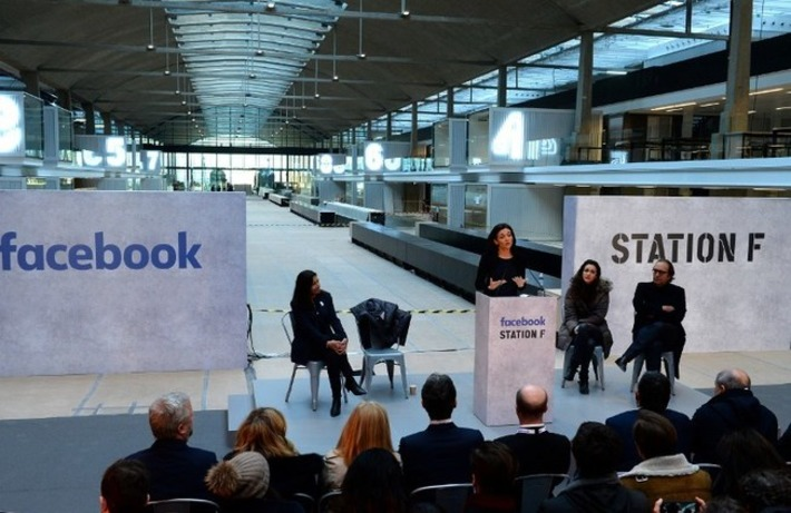 Paris : Facebook investit dans le plus grand campus de start-ups du monde | Internet du Futur | Scoop.it
