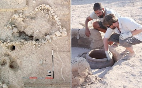 Bronze age 'microbrewery' discovered in Cyprus | Discovering the past | Scoop.it