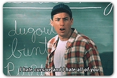 Should schools stop teaching cursive writing?   Articles   Home   7thGradeTeacher   Scoop.it