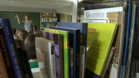 Bibliothèques : moins d'emprunts de livres, plus d'animations - RTBF | Accueil des publics | Scoop.it