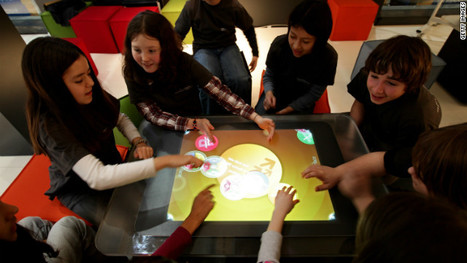 What does it mean to be a digital native? | Educational Leadership and Technology | Scoop.it