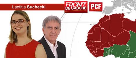Laetitia Suchecki, Candidate du Front de Gauche dans la 9ème circonscription des Franaçsi établis hors de France » Je m'engage dans la 9ème circonscription des Français établis hors de France | Français à l'étranger : des élus, un ministère | Scoop.it