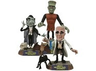 PRE-ORDER: Mad Monster Party Action Figure Set of 3 | Halloween | Scoop.it