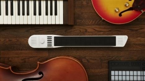 Un nouvel instrument de musique lève 160 mille euros en 24h sur kickstarter | BRAIN SHOPPING • CULTURE, CINÉMA, PUB, WEB, ART, BUZZ, INSOLITE, GEEK • | Scoop.it