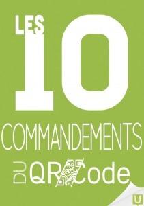 Les 10 commandements du QR Code   Cuisine - Cook   Scoop.it