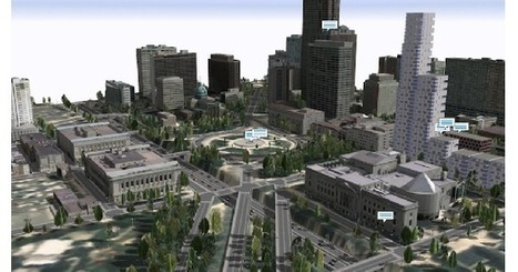 Esri CityEngine: Generating Global Urban Landscapes | Urbanisme | Scoop.it