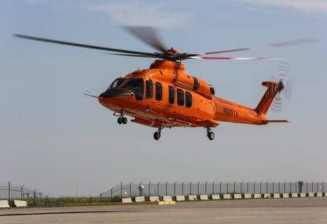 Premier vol effectué pour le nouvel hélicoptère Bell 525 Relentless | Veille de l'industrie aéronautique et spatiale - Salon du Bourget | Scoop.it