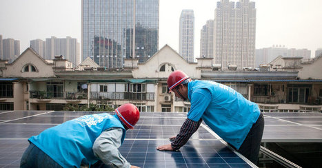 China Aims to Spend at Least $360 Billion on Renewable Energy by 2020 | Sustain Our Earth | Scoop.it