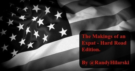 The Makings of an Expat - Hard Road Edition — Steemit | Social Media News | Scoop.it