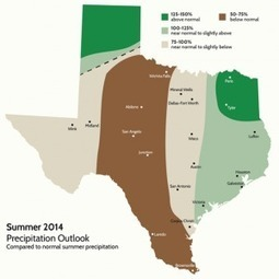 El Niño a Drought-Buster for Texas? Not So Fast, Forecaster Says | Trinity River Basin | Scoop.it