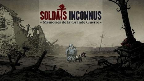 L'histoire de la guerre 14-18 racontée au travers d'un jeu vidéo. | Ressources en médiation numérique | Scoop.it