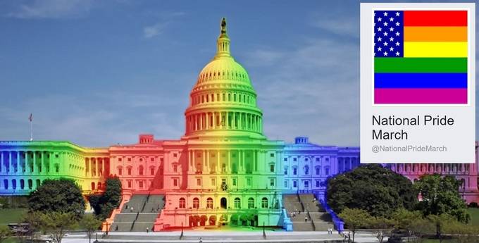 Mark Your Calendars! LGBT March On Washington Planned For D.C. Pride Weekend