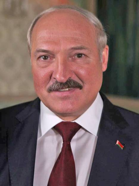 American envoys came to see me before the crisis in Iraq [Alexander Lukashenko – President of Belarus] | The greatest weapon is not a gun. Nor it is nuclear. It is information control | Scoop.it